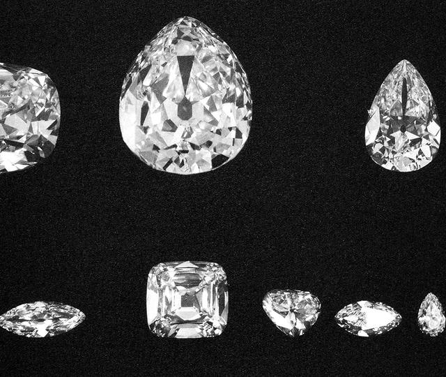 Die größten Diamanten